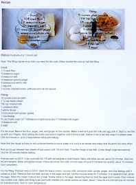Pumpkin Patch Recipe #1