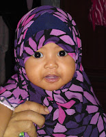 My Cutie Mutie...Nur Dhia Nadhirah