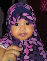My Cutie Mutie...Nur Dhia Nadhirah