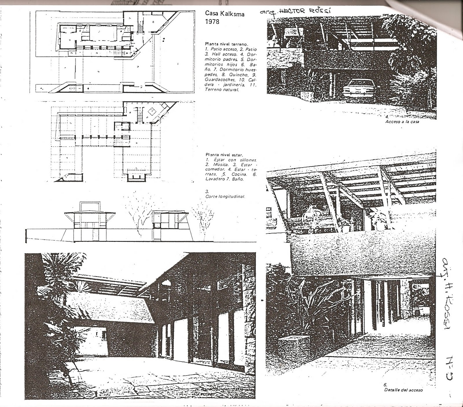 Arquitectura moderna marplatense for Estudios de arquitectura la plata