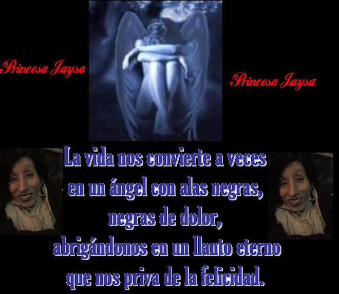 TODOS SOMOS ANGELES CON ALAS NEGRAS