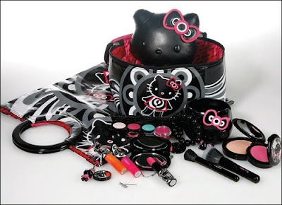 MAC Partners to Launch Hello Kitty Makeup Line