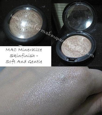 MAC Mineralize Skinfinish - Soft And Gentle