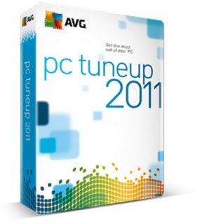 baixar capa Avg Pc Tuneup 2011 + Crack