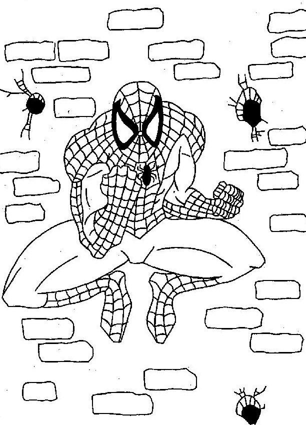 koisas da kris  desenhos para colorir do homem