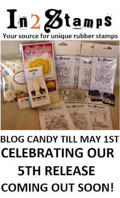 In2Stamps Blog Candy ends May 1st