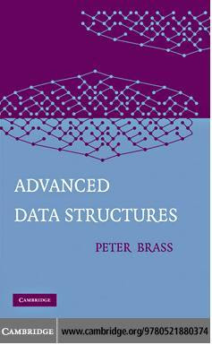 Brass P. - Advanced Data Structures [2008, PDF, ENG]