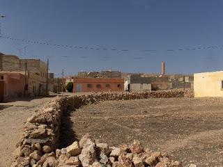 Quartiere periferico di Oued Zem