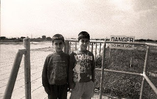 Bambini nella Sba di Cipro, Elisabeth Cosimi