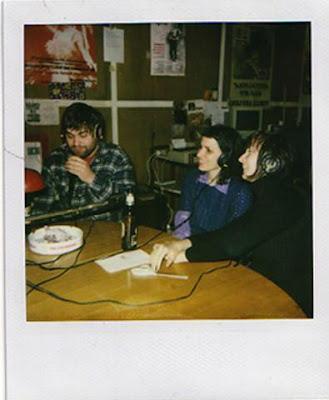 Black Candy a Radio Città 103 nel 2004