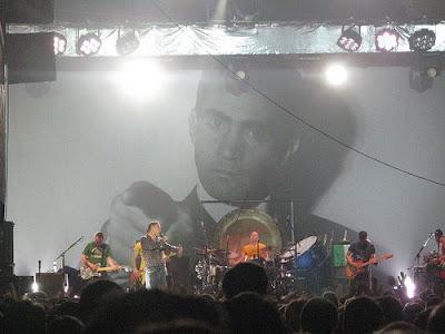 Morrissey VS. Walter Chiari live in Helsinki