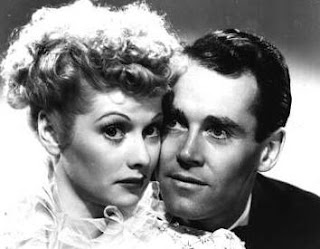 Lucy and Henry Fonda in The Big Street