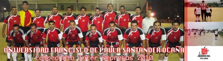EQUIPO UNIVERSIDAD F.P.S.O.