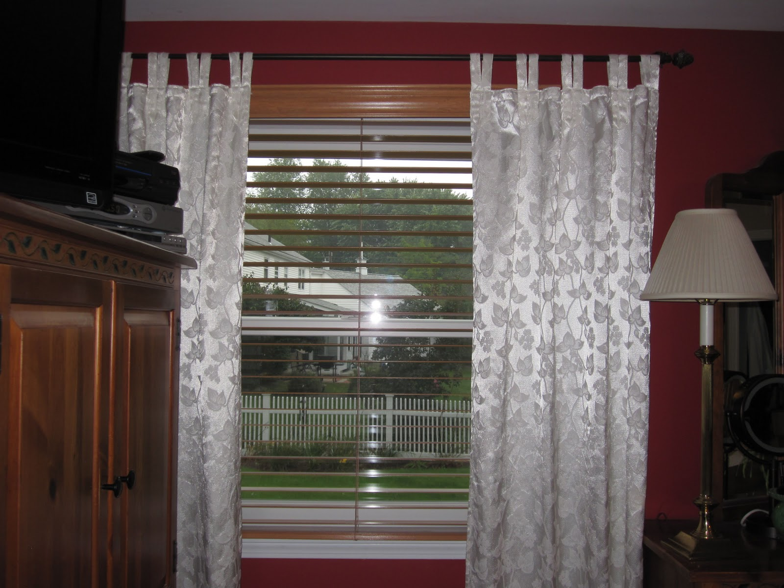 Barb 39 S Decorating Tips Window Treatments