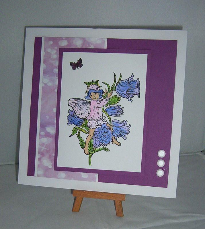 Heliotrope Flower Fairy Flower Fairy Available