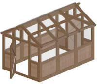 Build your own greenhouse for Build it yourself greenhouse