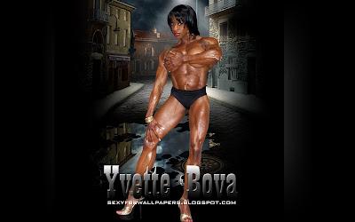 Yvette Bova 1680 by 1050 wallpaper