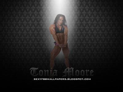 Tonia Moore blackberry curve wallpaper