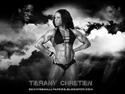 Tierany Chretien blackberry curve wallpaper