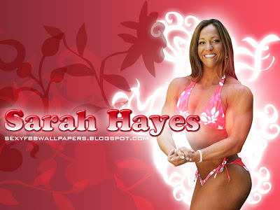 Sarah Hayes 1024 by 768 wallpaper