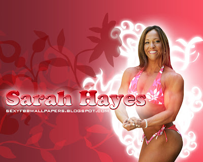 Sarah Hayes 1280 by 1024 wallpaper