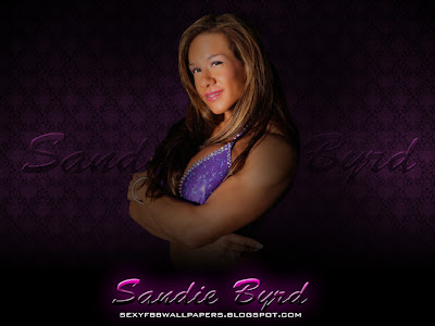 Sandie Byrd 1024 by 768 wallpaper