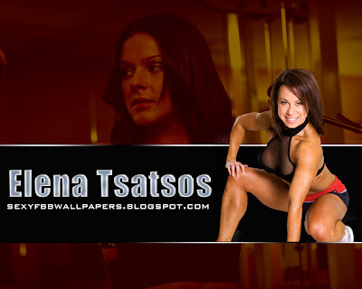 Ellena Tsatsos 1280 by 1024 wallpaper