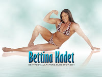 Bettina Kadet blackberry curve wallpaper