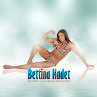 Bettina Kadet Ipad wallpaper