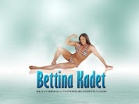 Bettina Kadet 1024 by 768 wallpaper