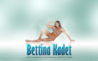 Bettina Kadet 1280 by 800 wallpaper