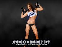 Jennifer Nicole Lee blackbery curve wallpaper