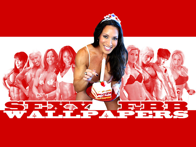 1st Anniversary Wallpaper with Denise Masino