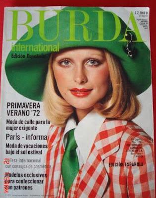portada revista burda