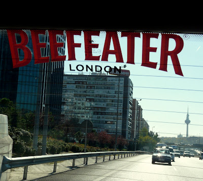 beefeater london cab m30