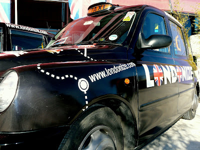 beefeater london cabs