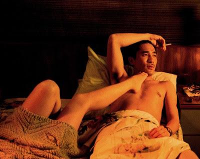 2046 película zhang ziyi chow