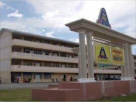 SMK CHERANG RUKU ( MY  SCHOOL )