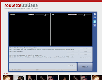 chatroulette hot italiana