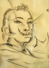 Taller de Pintura con Salvador Dali Paris 1967