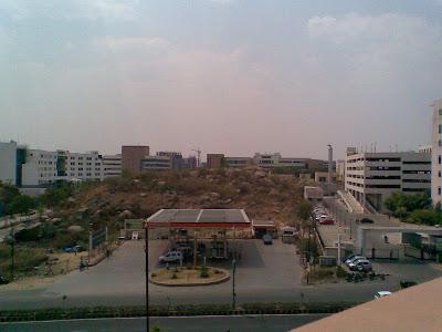 Hsbc building hitech city covansys hyderabad hitech city