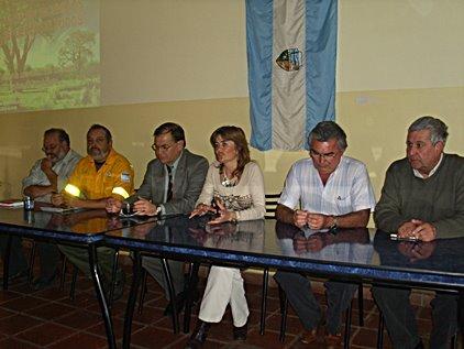 Reunión de Juntas Locales de Defensa Civil