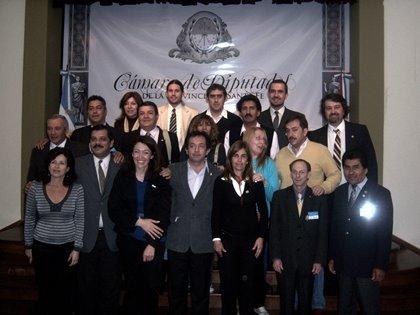 La Pampa forma parte de la mesa ejecutiva del foro de ceremonialistas legislativos de Argentina