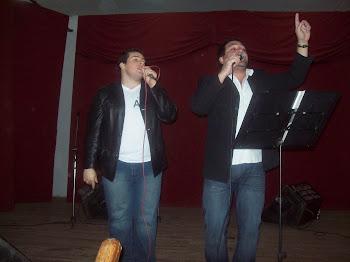 Juancy y Gastón Madariaga