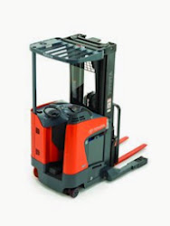 8 Series AC Reach Truck