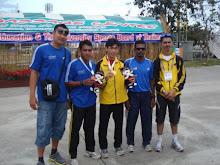 bersama coach dan pengurus