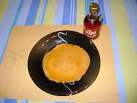 Dolci: crepes con farina di castagne
