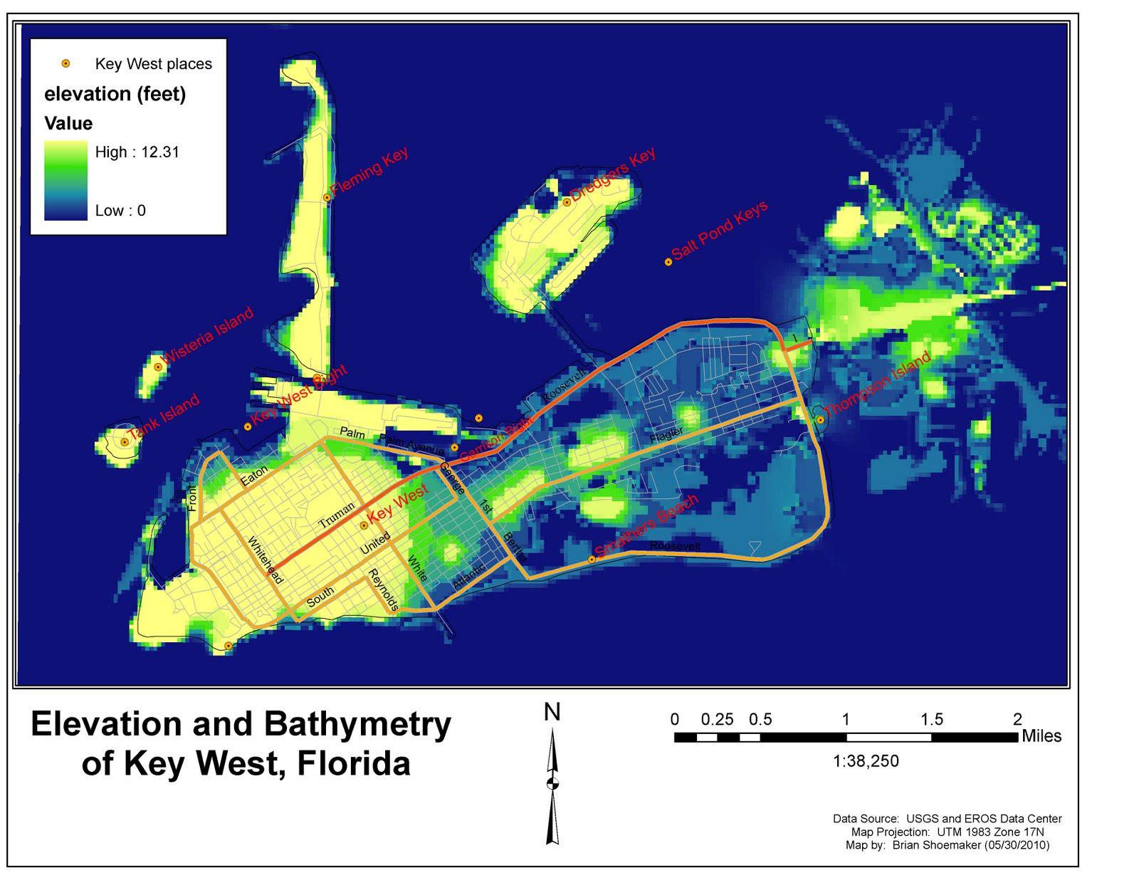 GIS Blog: Week 3: Hurricanes