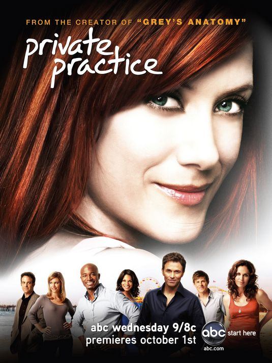 Private Practice – Todas as Temporadas – Dublado / Legendado