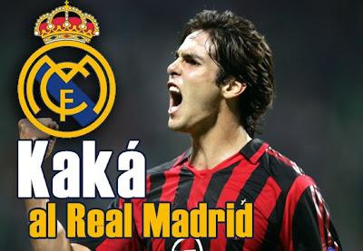 Kaká ya es del Real Madrid / Now on Madrid